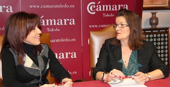 La Junta de Castilla-La Mancha y la Cámara de Comercio de Toledo estudian fórmulas para impulsar el Turismo de Congresos