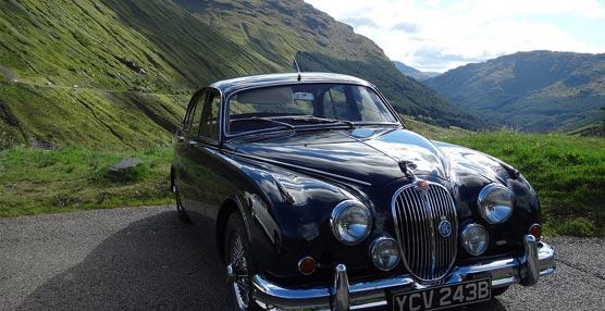 La Oficina de Congresos de Escocia presenta los paisajes del país como escenarios idóneos para la presentación de vehículos
