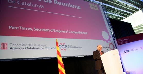 Cataluña recibe 1,6 millones de turistas de negocio extranjeros en 2013 que generan 1.800 millones