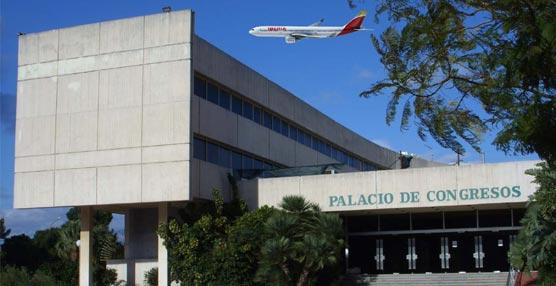 Iberia se convertirá en transportista oficial de los participantes en congresos, ferias y eventos que se celebren en el recinto de congresos.