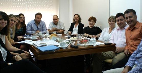 El Comité Organizador del Congreso de ICCA de 2015 se reúne por primera vez para comenzar los preparativos
