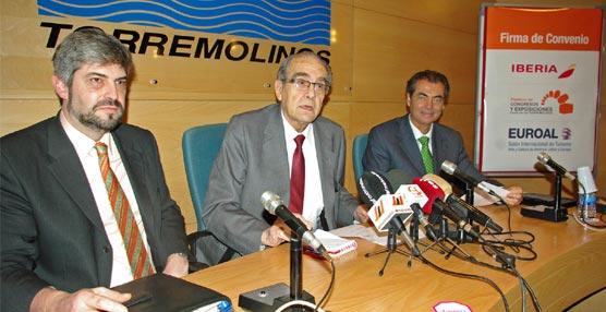 El Palacio de Congresos de la Costa del Sol e Iberia firman un acuerdo que potencia el Turismo de Reuniones hacia Torremolinos
