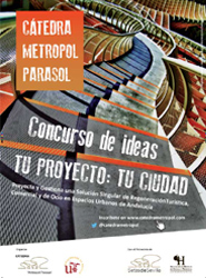 La AHS patrocina un concurso de ideas de regeneración de espacios y conjuntos urbanos andaluces