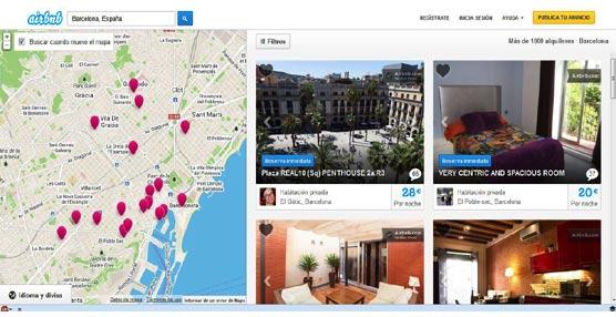 La comunidad Airbnb aporta 128 millones de euros a la economía de Barcelona e impulsa más de 4.000 puestos de trabajo