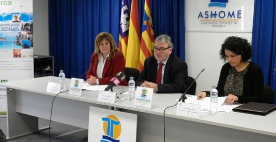 Ashome presenta el Programa de Formación para Desempleados junto al Servicio de Ocupación de las Illes Balears