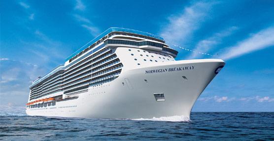 Norwegian Cruise Line alcanza un beneficio neto de 215 millones de euros en 2013, frente a los 126 millones de 2012