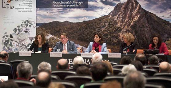 Borrego compromete el apoyo de TurEspaña al Turismo ornitológico y rural como alternativa al modelo de 'sol y playa'