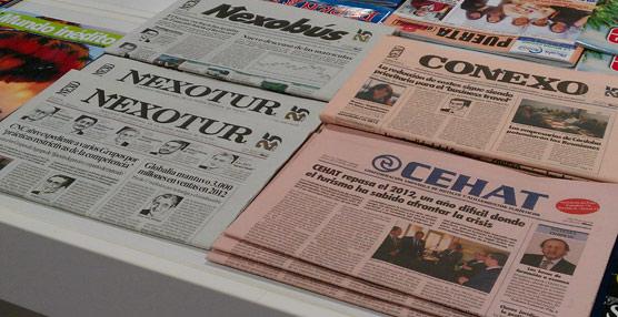 Las publicaciones del Grupo NEXO volverán a estar presentes en la próxima edición de la feria ITB Berlín