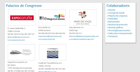 La Asociación Gallega de OPC renueva su página 'web' con nuevo diseño y estructura que hace más accesibles sus contenidos