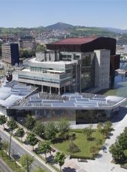El Palacio de Congresos Euskalduna de Bilbao celebra una jornada de puertas abiertas con motivo de su 15 aniversario