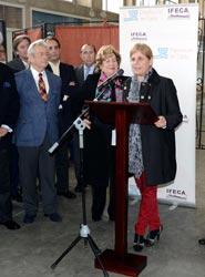 El recinto de IFECA en Jerez incorpora a su denominación el nombre del hostelero Antonio Rodríguez Álvarez