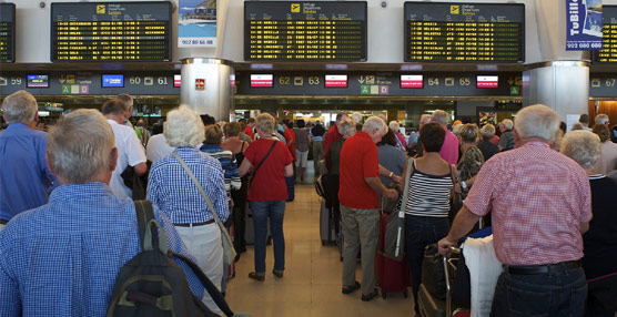 España es el tercer país de la Unión Europea con mayor proporción de viajes domésticos, con el 83%