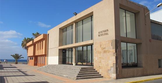 La empresa Constitahilux realizará las obras de rehabilitación del Auditorio Municipal de Gran Tarajal, en Fuerteventura