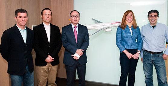 Iberia reducirá su estructura de costes gracias al acuerdo con los tripulantes de cabina sobre el nuevo convenio colectivo