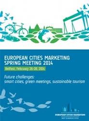 La ciudad de Gijón acogerá en 2015 la reunión de primavera de la red European Cities Marketing