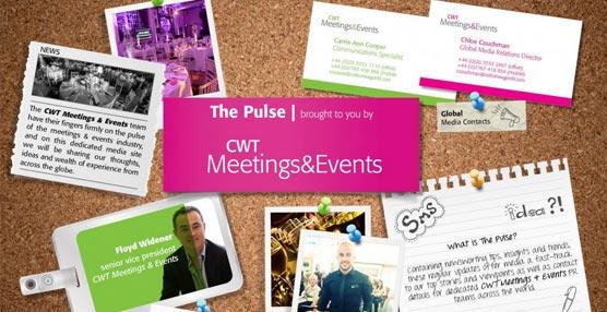 CWT Meetings & Events renueva su imagen corporativa en la que ilustra su creatividad y el logro de resultados