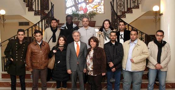 Marbella muestra su capacidad congresual y de organización de viajes de incentivo a un grupo de agentes de viajes saudíes