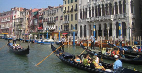 Europa ha experimentado un repunte del 14% como destino turístico en los seis años de crisis económica, según un estudio de ETC