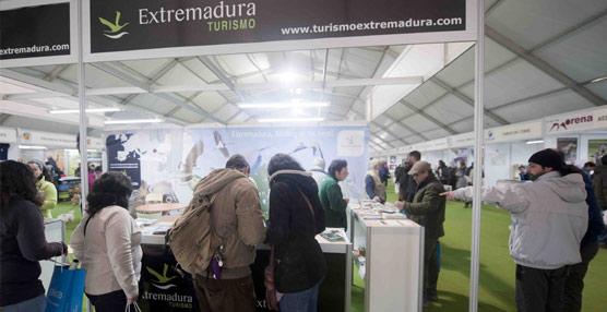 La Feria Internacional de Turismo Ornitológico congrega a 10.000 visitantes nacionales e internacionales
