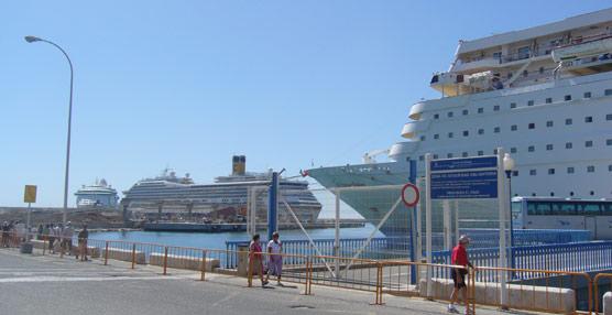 El Turismo de cruceros aporta a España cerca de cinco millones de turistas extranjeros durante 2013, casi el 8% del total