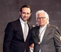 Miguel Fluxà Rosselló recibe la Medalla de Oro otorgada por la Comunidad Autónoma de las Islas Baleares