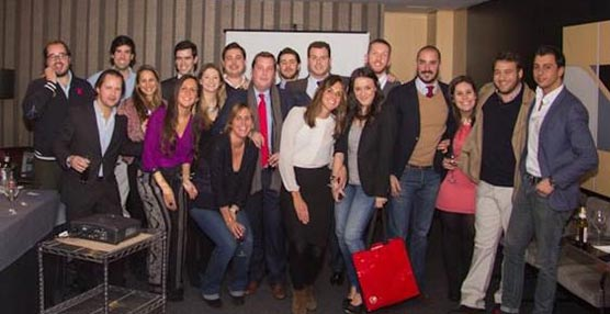 La Asociación de Antiguos Alumnos de Les Roches Marbella celebra un Encuentro Internacional en Madrid