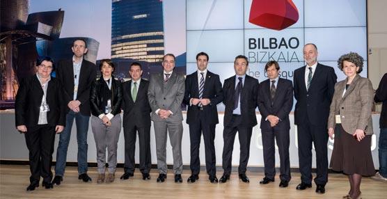 El Ayuntamiento de Bilbao y la Diputación de Vizcaya presentan en Alemania sus atractivos turísticos y espacios para eventos