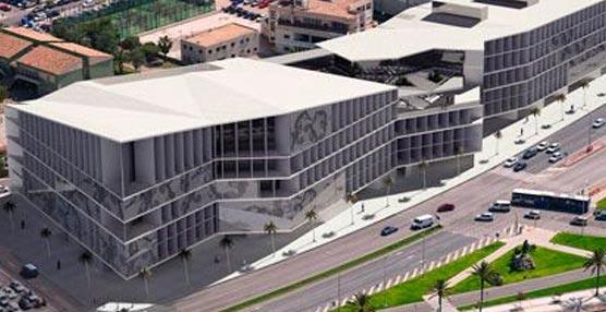 MÉS per Palma vuelve a denunciar el coste de tener las obras paradas del Palacio de Congresos, 470.000 euros al mes