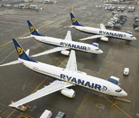 Ryanair quiere seguir ganando pasajeros de negocios facilitando sus tarifas y rutas a los agentes de viajes a través de Travelport