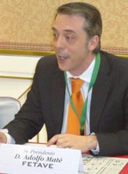Varias Asociaciones de FETAVE pedirán la dimisión de Adolfo Maté aduciendo 'pérdida de confianza'