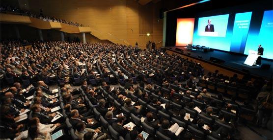 Los palacios de APCE reducen su impacto económico en 2013 por la menor participación en sus eventos