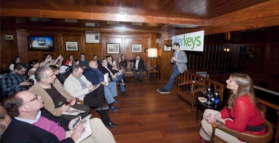 La web española Alterkeys presenta su red internacional de alojamientos alternativos en un encuentro celebrado en Madrid