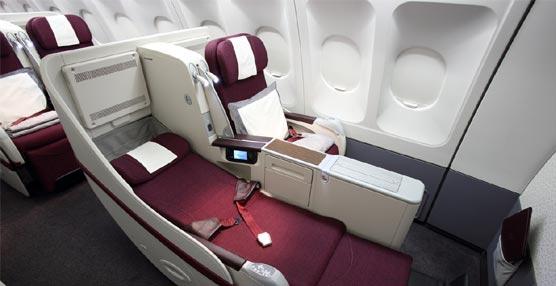 Qatar Airways presenta los nuevos asientos y sistemas de entretenimiento para Business de los A330-200 y A320