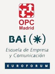 OPC Madrid crece en formación con la incorporación de la Escuela de Empresa y Comunicación BAI y Euroforum Campus