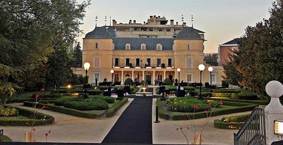 El Palacete de los Duques de Pastrana abre sus puertas a los profesionales para que conozcan sus espacios para eventos