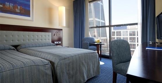 El Grupo Hotusa incorpora dos nuevos establecimientos en Madrid a su área de explotación hotelera