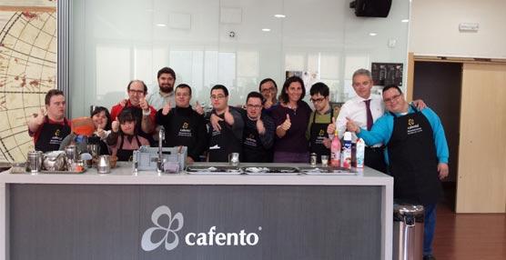 El Hotel Córdoba Center incorporará en prácticas al ganador del Campeonato Barista Down de Andalucía