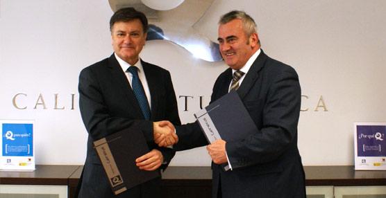 La Diputación de Segovia colaborará con el ICTE para facilitar la obtención de la 'Q' entre empresas turísticas