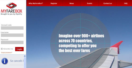 Unión Ceus integrará la plataforma de venta de billetes aéreos de sus Grupos comerciales en MyFareBox