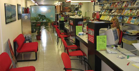 El parque de agencias se mantiene intacto enMadrid pese al impacto de la crisis, rondando las 2.500 oficinas