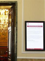 TecnilógicaDS asistirá a la feria IHTF 2014 con una solución de cartelería digital diseñada para el sector hotelero