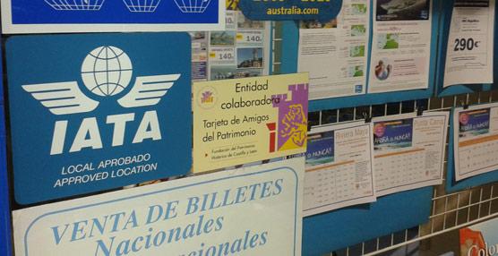 Las agencias de viajes con licencia IATA disponen hasta el próximo 30 de abril para presentar las cuentas de 2013