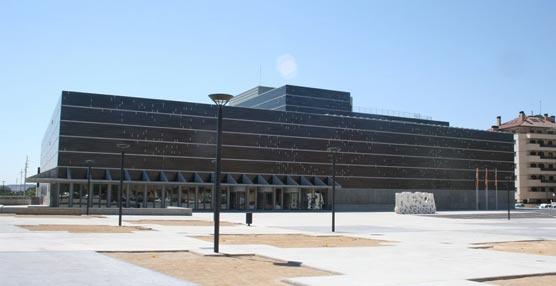 El Palacio de Congresos de Huesca aumenta los eventos organizados en 2013, sobre todo, los congresuales