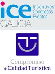 La empresa ICE Galicia, miembro de OPC Galicia, recibe el distintivo de calidad turística SICTED