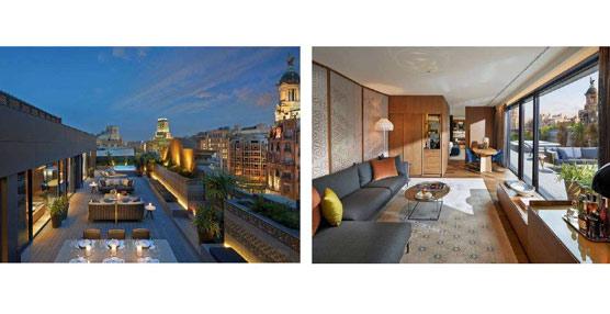 Mandarin Oriental Barcelona inaugura 17 nuevas suites y cinco habitaciones de lujo mediante un edificio anexo