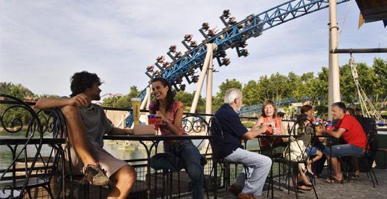 Los parques de atracciones de Europa arrancan la temporada 2014 con un récord mundial de instalaciones