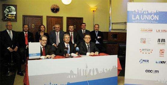 Se presenta la Unión Empresarial por la Promoción Turística de Madrid, con Antonio Gil a la cabeza