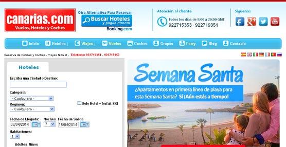 Canarias.com crea un departamento exclusivo para eventos y congresos con el objetivo de ofrecer un servicio integral