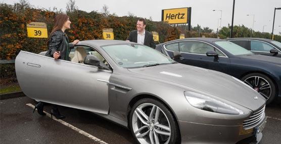 Hertz lanza en Reino Unido la Dream Collection, su colección de vehículos de marcas de lujo