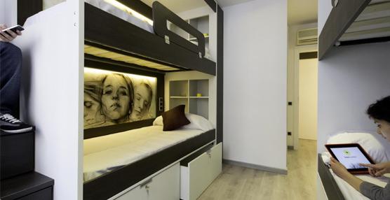 Abre sus puertas 'Free Hostels Barcelona', un nuevo concepto de hostal que otorga un papel relevante al arte